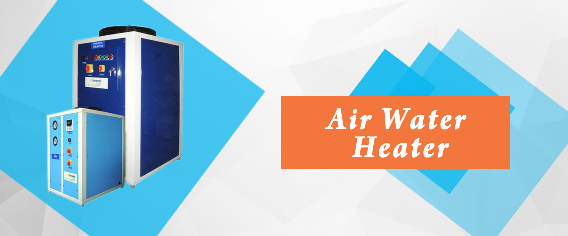 Air Water Heater